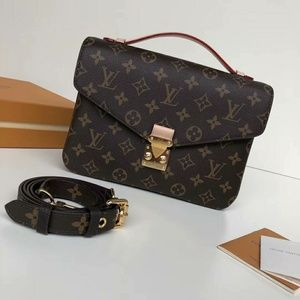 Louis Metis Bag New Check Description